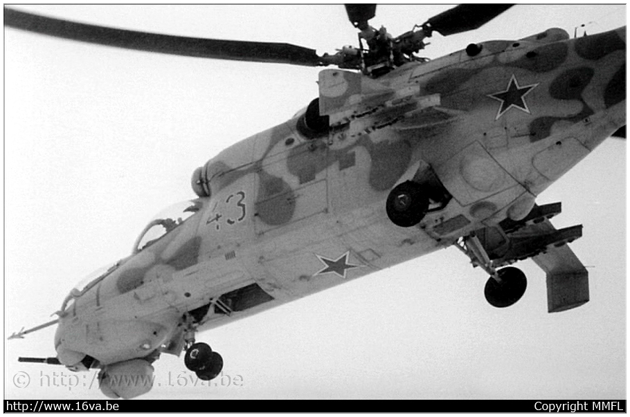 mi 24 helicopter with 00006 on Mil Mi 24 Hind gunship additionally Page 99 moreover Mil Mi 24 Hind Maintenance During Soviet Afghanistan War besides 00006 also Watch.