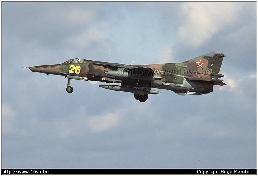 MiG-27D '27'